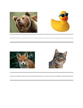 Kindergarten test