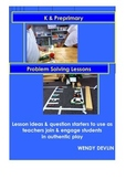 Kindergarten to Year One Problem Solving Lessons