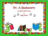I'm A Bookworm /Jazzy Kindergarten Graduation Song/Primary K-1/Classroom Music