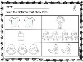 Kindergartn Math Intervention
