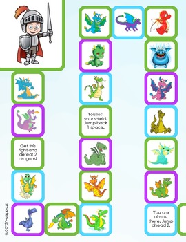 Kindergaten Counting and Sequencing Game