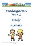 Kindergaten - Year 1