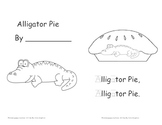 Kinderguppycreations Alligator Pie!