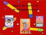Kinderguppycreations Magical Mini Books A - M