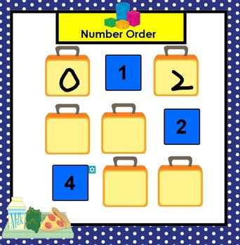 Kinders Talk About Numbers!:  SMARTBOARD Math Talks