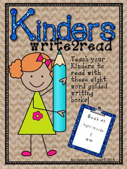 Kinderswrite2read Book 1
