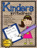Kinderswrite2read Book 6 Sea Creatures