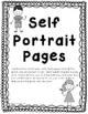 Kinderswrite2read Portfolio Divider Pages