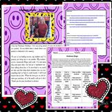Kindness Counts:  Kindess Bingo (Editable - word doc)