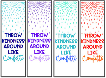 Kindess Bookmarks
