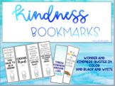 Kindess Bookmarks