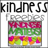 Kindness Freebie