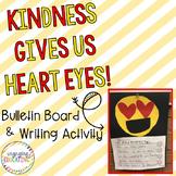 Kindess Gives Us Heart Eyes
