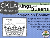 Kindie GRADE LEVEL LICENSE: CKLA Kindie Kings and Queens Companion Domain 7
