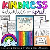 Kindness Activities - April