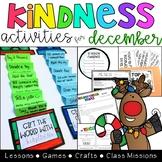 Kindness Activities - December