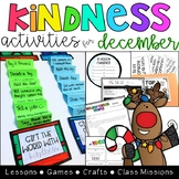 Kindness Activities - December