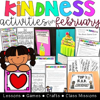 Kindness Activities - February