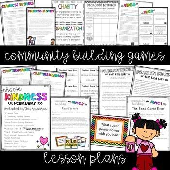 Kindness Activities - February
