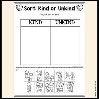 Kindness Activities   Kindness Posters and Coloring Pages Distance Learning