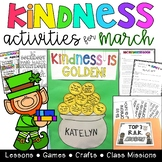 Kindness Activities - March