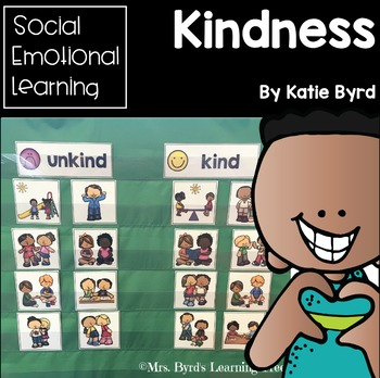 Kindness Activities - Social Emotional Learning