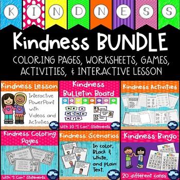 Kindness Activities (FREE)