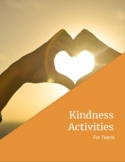 Kindness Activities for Teens