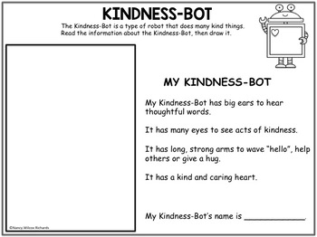 Character Education on Kindness