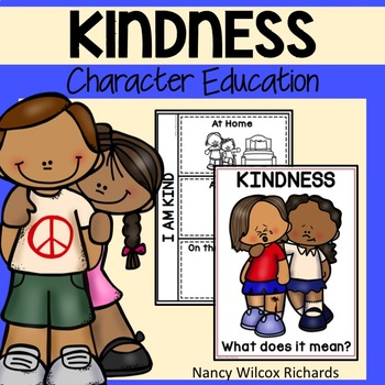 Character Education on Kindness with Emergent Reader
