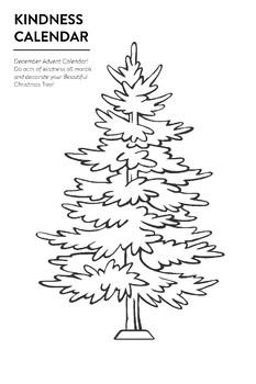 "Kindness Advent ""Calendar"""