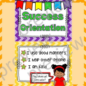 Kindness And Politeness (Success Orientations - Character Education) 3rd - 6th