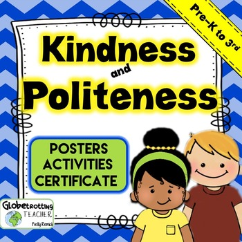 Kindness And Politeness (Success Orientations-Character Ed