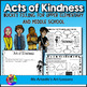 Kindness Bundle: Acts of Kindness, Journal, and Poster Activity