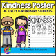 Kindness Bundle: Acts of Kindness and Poster Activity for