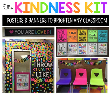 The Kindness Kit Throw Kindness Like Confetti By Especially Education