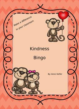 Kindness Bingo