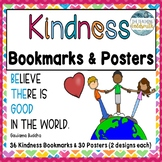 Kindness Bookmarks and Posters