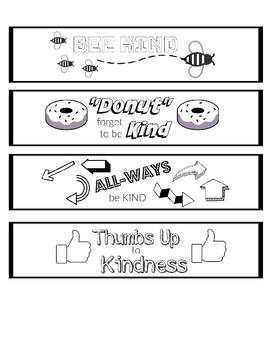 Kindness Bracelets