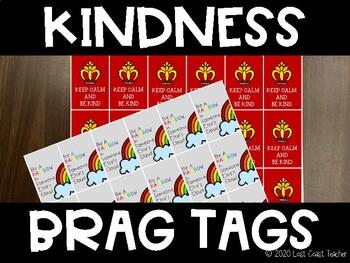Kindness Brag Tags