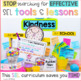 Kindness & Bucket Filling - Social Emotional Learning & Character Education