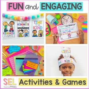 kindness  bucket filling  social emotional learning