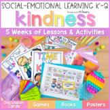 Kindness & Bucket Filling K-2 - Social Emotional Learning