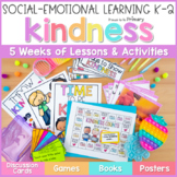 Kindness & Bucket Filling - Social Emotional Learning & Ch