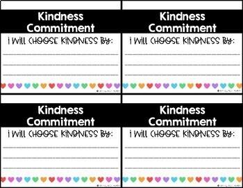 Kindness Bulletin Board
