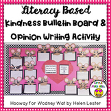Kindness Opinion Writing Activity