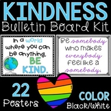 Kindness Bulletin Board Set