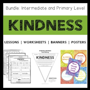 Kindness- Bundle