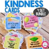 Kindness Cards Bundle - Watercolor | Student Positive Messages