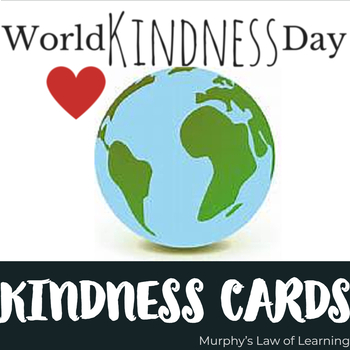 KINDNESS CARDS (Spread some Kindness)